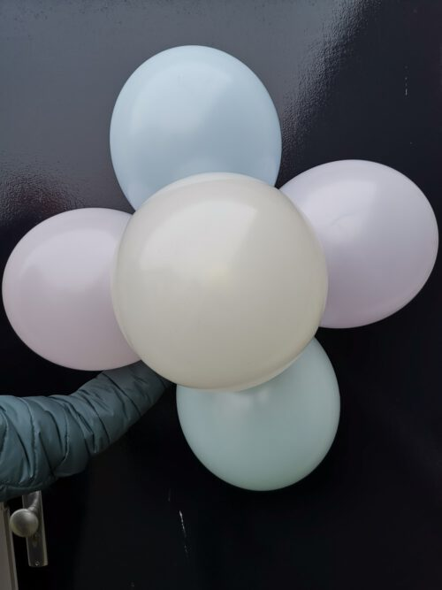 Macaroon Ballonnen
