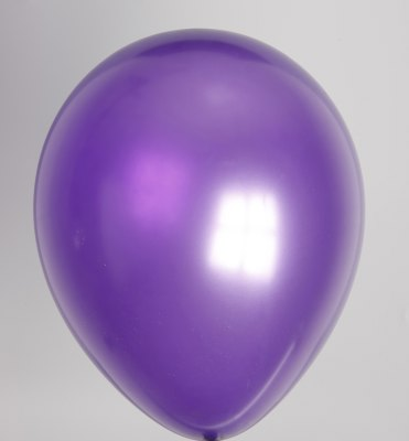 Metallic ballonnen a 100