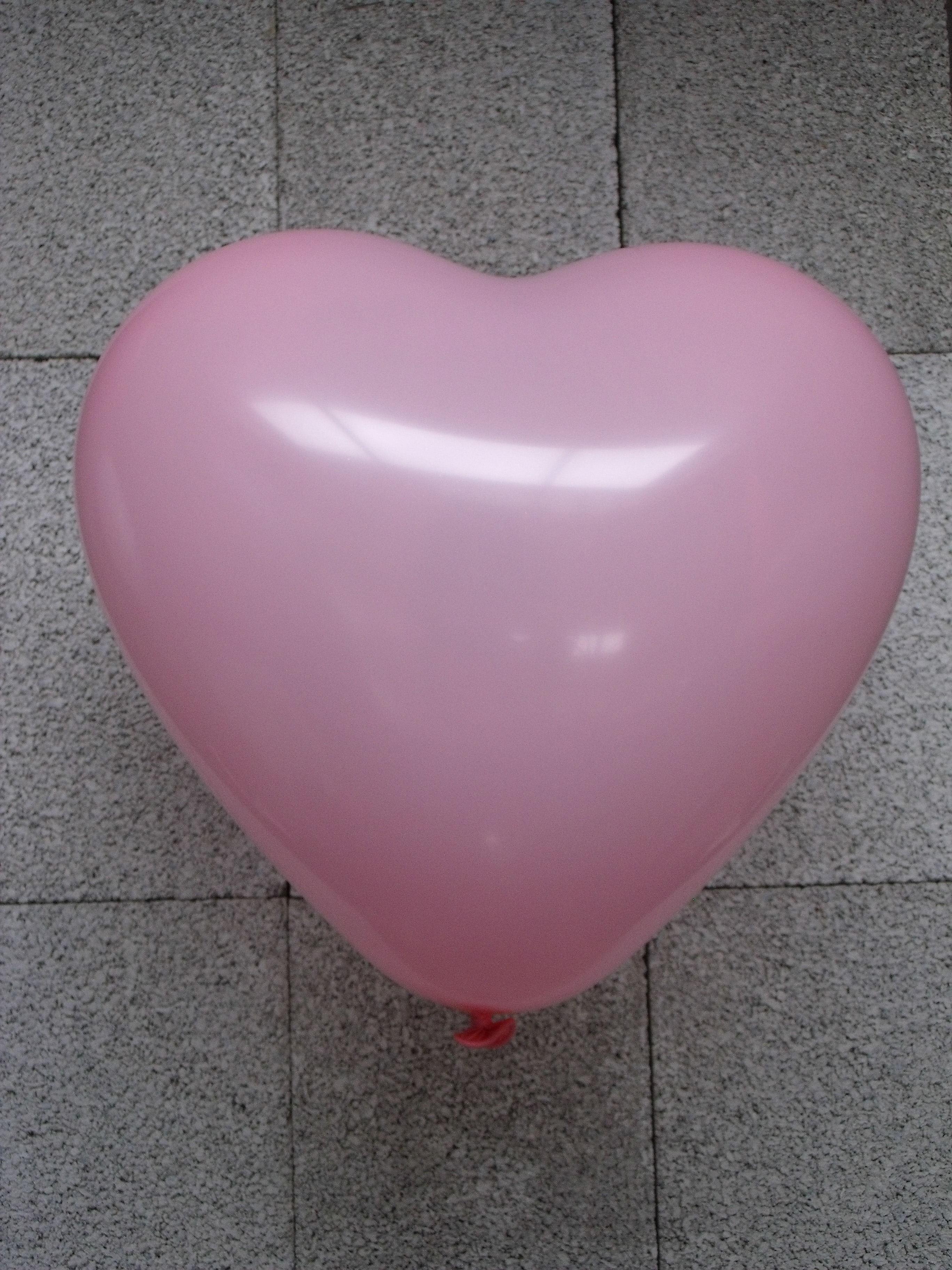 Ballonnen Hart Rose Decofactory